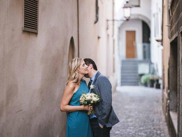 Il matrimonio di Davide e Flora a Gressan, Aosta 7