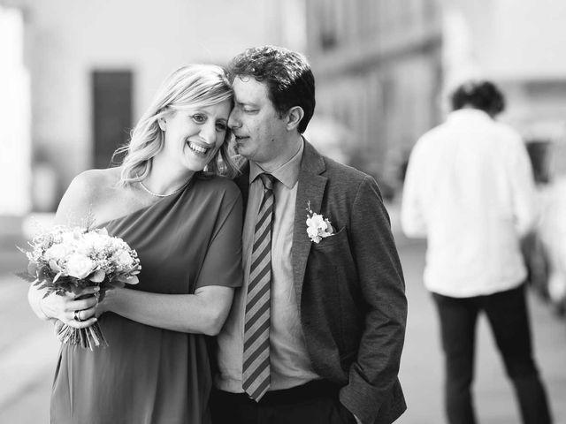 Il matrimonio di Davide e Flora a Gressan, Aosta 11
