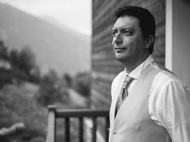 Il matrimonio di Davide e Flora a Gressan, Aosta 17