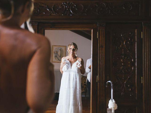 Il matrimonio di Davide e Flora a Gressan, Aosta 22