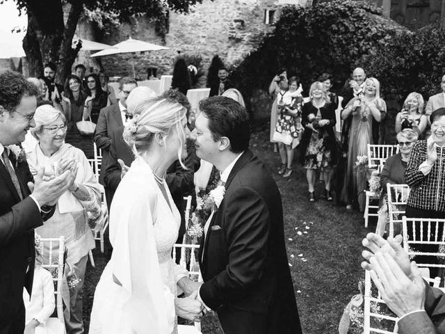 Il matrimonio di Davide e Flora a Gressan, Aosta 31