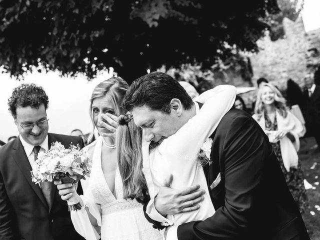 Il matrimonio di Davide e Flora a Gressan, Aosta 35