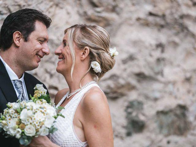 Il matrimonio di Davide e Flora a Gressan, Aosta 36