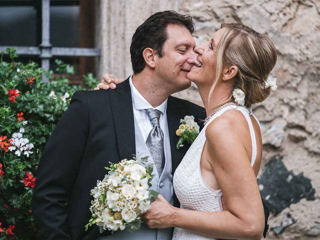 Le nozze di Flora e Davide