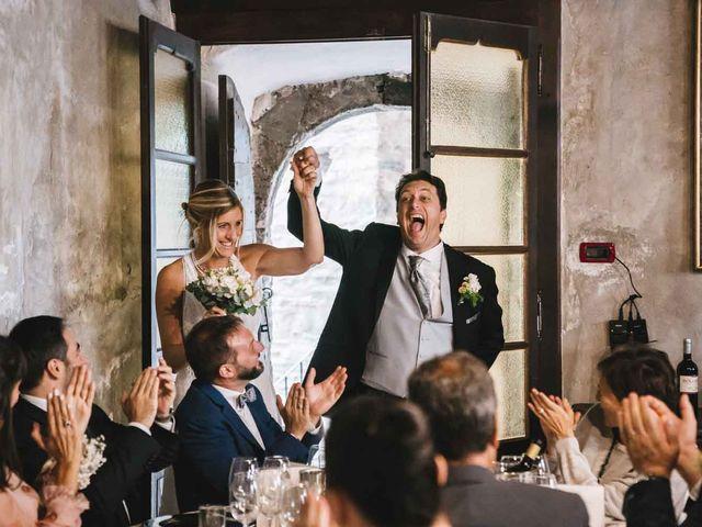Il matrimonio di Davide e Flora a Gressan, Aosta 39
