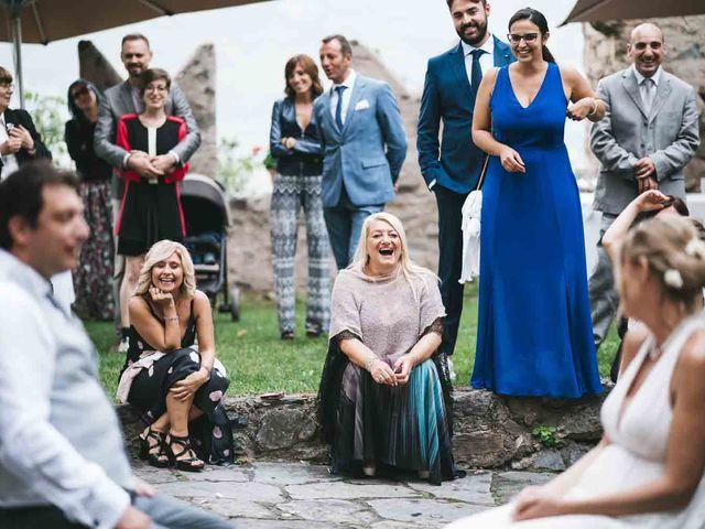 Il matrimonio di Davide e Flora a Gressan, Aosta 43