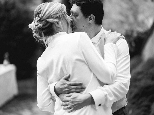 Il matrimonio di Davide e Flora a Gressan, Aosta 50