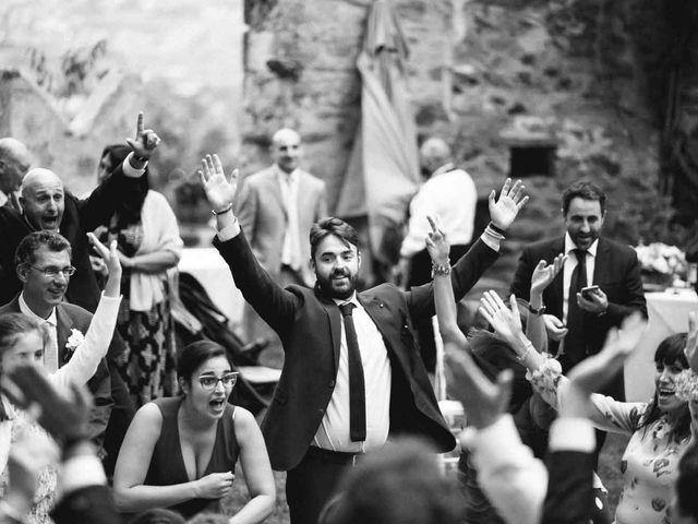 Il matrimonio di Davide e Flora a Gressan, Aosta 52