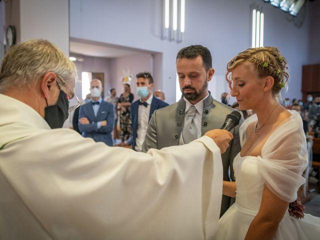Il matrimonio di Paolo e Martina a Montaldo Torinese, Torino 30