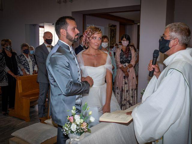 Il matrimonio di Paolo e Martina a Montaldo Torinese, Torino 31