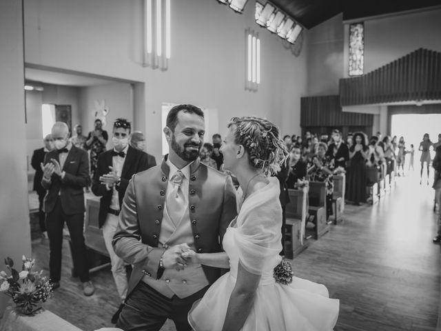 Il matrimonio di Paolo e Martina a Montaldo Torinese, Torino 33