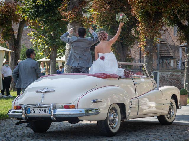 Il matrimonio di Paolo e Martina a Montaldo Torinese, Torino 48