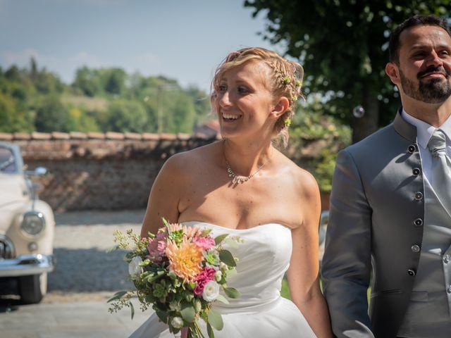 Il matrimonio di Paolo e Martina a Montaldo Torinese, Torino 49