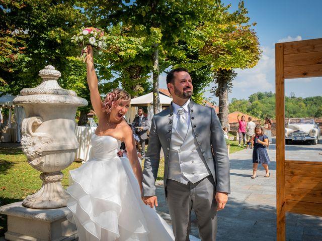 Il matrimonio di Paolo e Martina a Montaldo Torinese, Torino 50