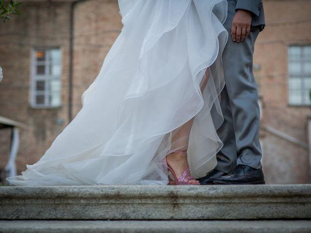 Il matrimonio di Paolo e Martina a Montaldo Torinese, Torino 53