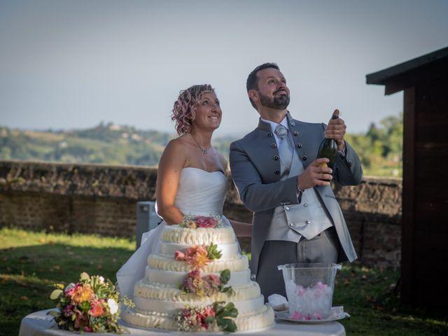 Il matrimonio di Paolo e Martina a Montaldo Torinese, Torino 54