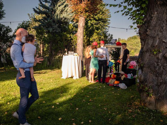 Il matrimonio di Paolo e Martina a Montaldo Torinese, Torino 55