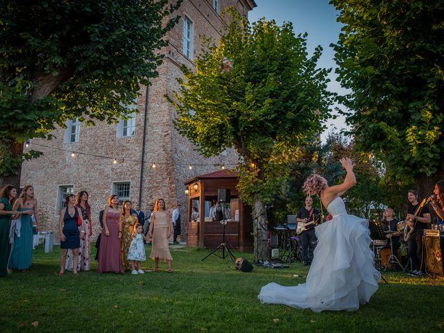 Il matrimonio di Paolo e Martina a Montaldo Torinese, Torino 66