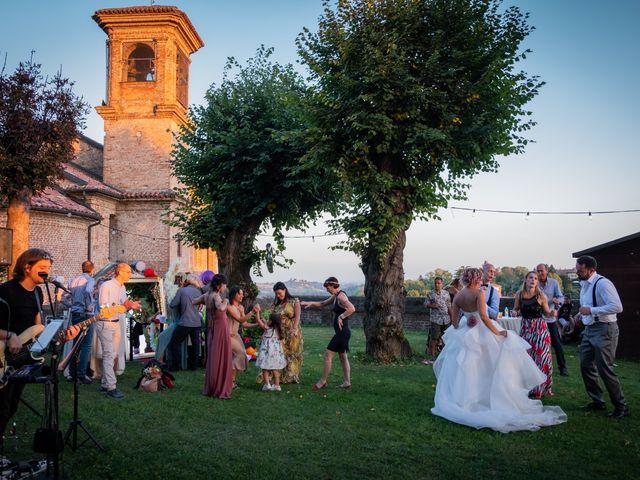 Il matrimonio di Paolo e Martina a Montaldo Torinese, Torino 68