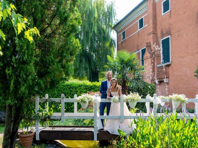 Il matrimonio di Daniele e Mariaelena a Padova, Padova 21