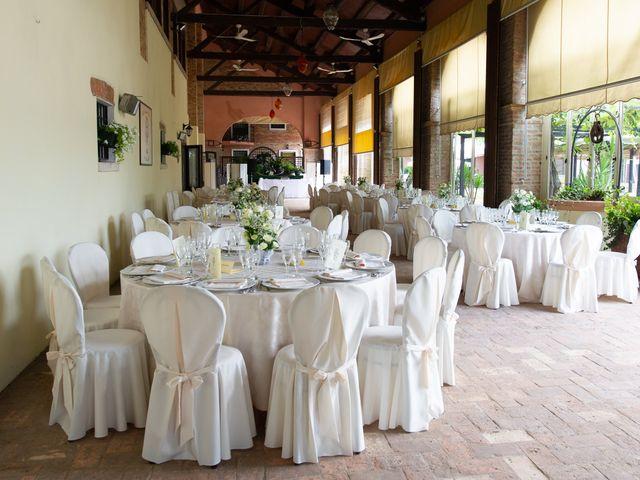 Il matrimonio di Daniele e Mariaelena a Padova, Padova 25