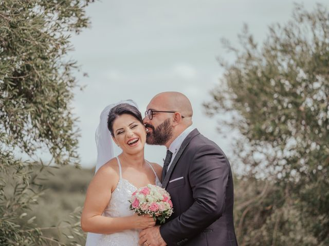 Il matrimonio di Francesco e Enza a Ruvo di Puglia, Bari 17