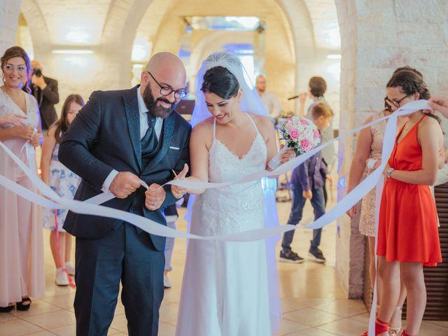 Il matrimonio di Francesco e Enza a Ruvo di Puglia, Bari 18