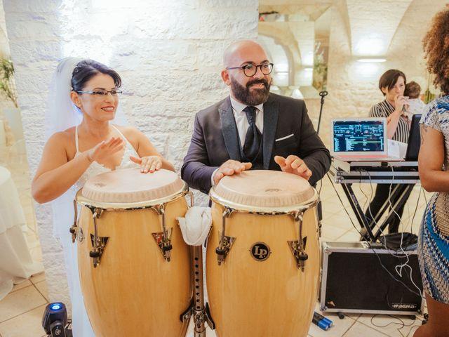 Il matrimonio di Francesco e Enza a Ruvo di Puglia, Bari 21
