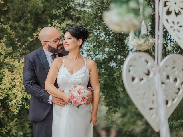 Le nozze di Enza e Francesco