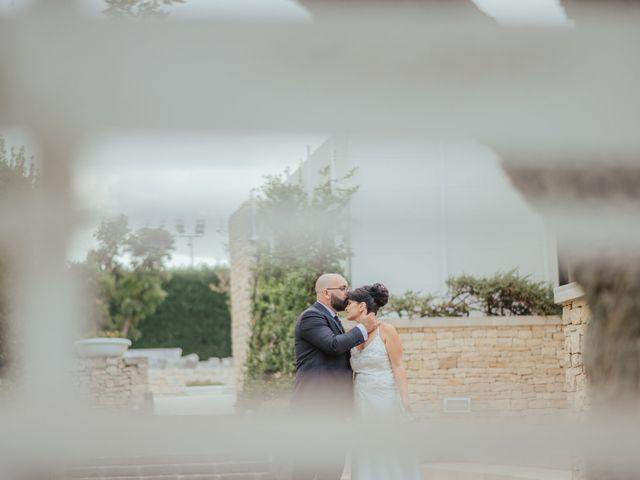 Il matrimonio di Francesco e Enza a Ruvo di Puglia, Bari 23