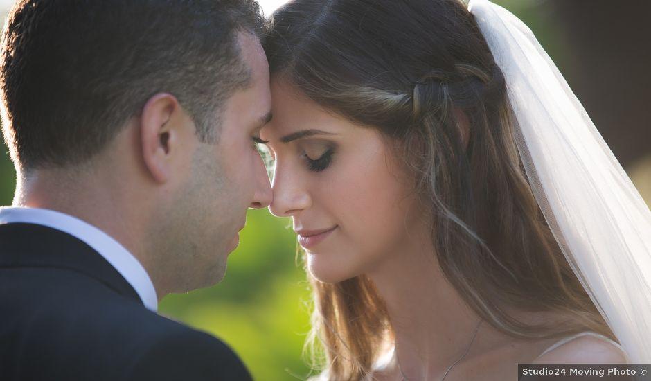 Il matrimonio di Diego e Rossella a Castellammare di Stabia, Napoli