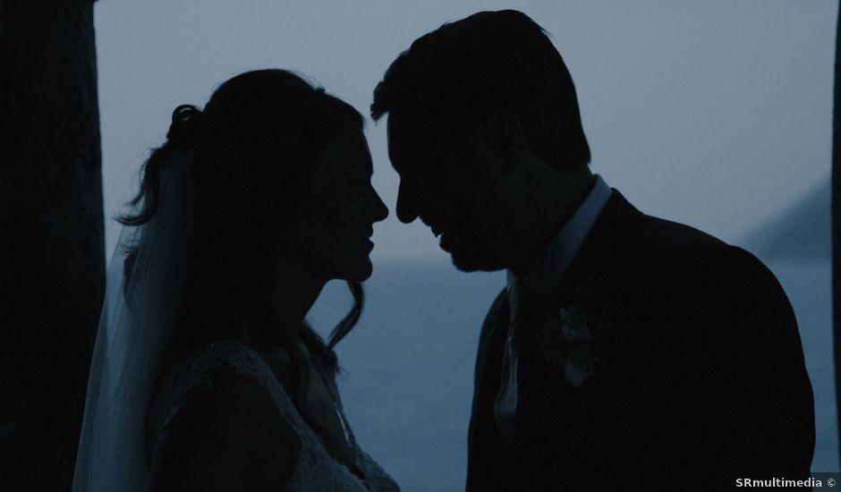 Il matrimonio di Brando e Kristin a Portovenere, La Spezia
