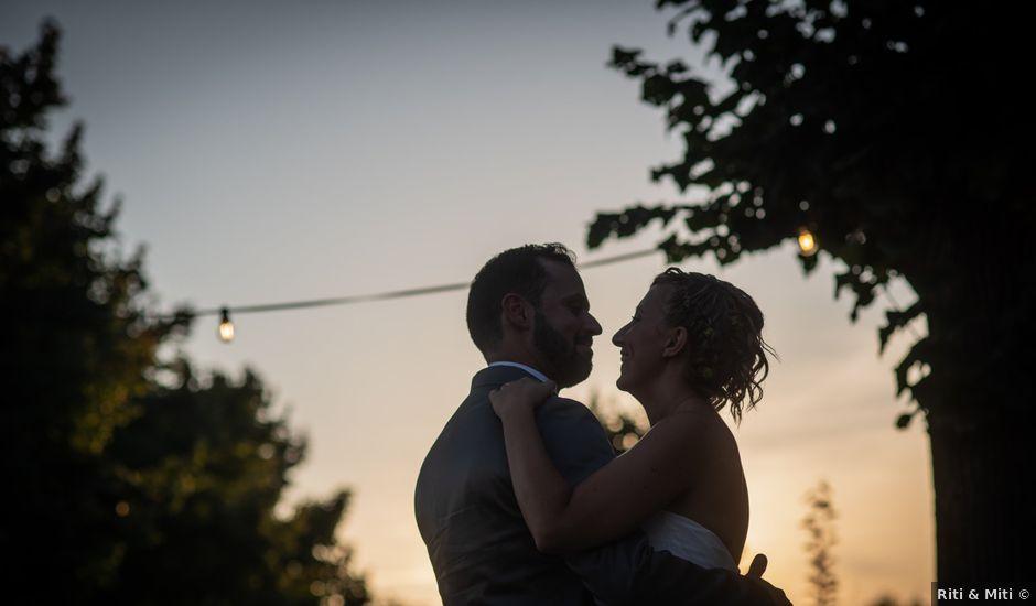 Il matrimonio di Paolo e Martina a Montaldo Torinese, Torino