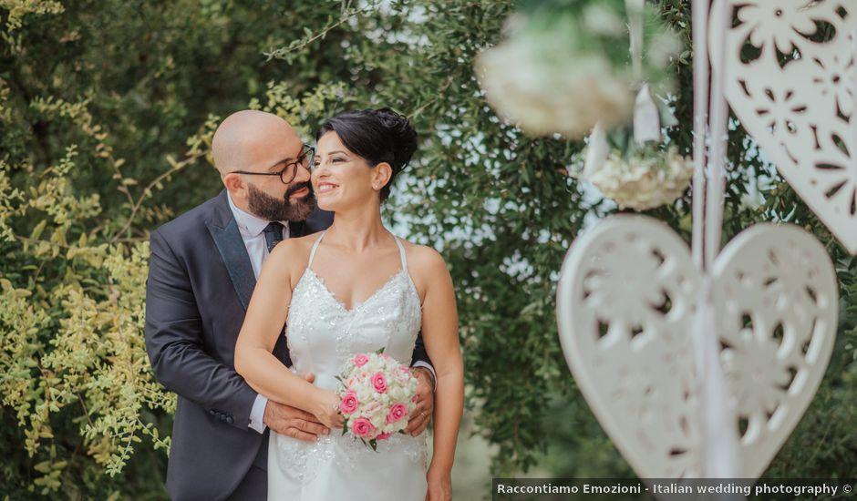 Il matrimonio di Francesco e Enza a Ruvo di Puglia, Bari