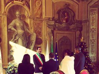 Le nozze di Stefano Daniele  e Nadia  1