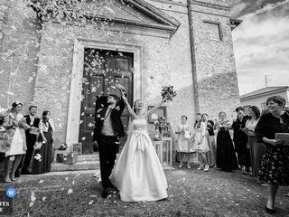 Le nozze di Roberta e Ugo