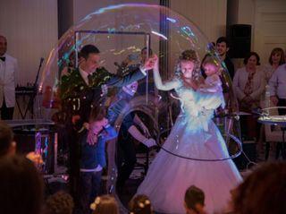 Le nozze di Rossella e Raffaele