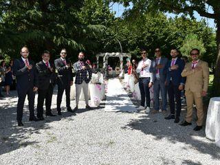 Le nozze di Vins e Ross 2