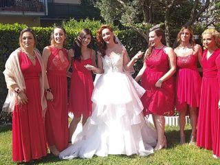 Le nozze di Sara  e Gino 1