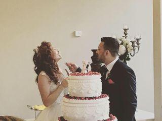 Le nozze di Sara  e Gino 2