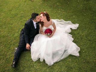 Le nozze di Sara  e Gino