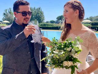 Le nozze di Azzurra e Alessandro