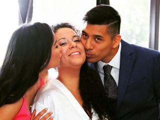 Le nozze di Gloria  e Matteo 1