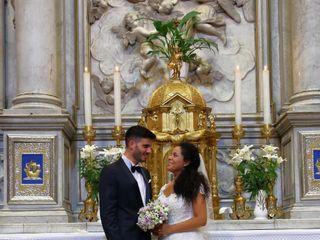 Le nozze di Gloria  e Matteo 2