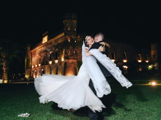 Le nozze di Virginia e Adrian