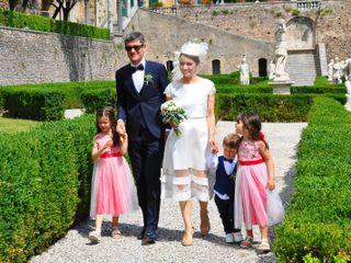 Le nozze di Alice e Valerio
