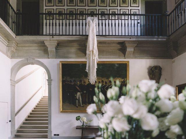 Il matrimonio di Roberto e Sharon a Firenze, Firenze 2