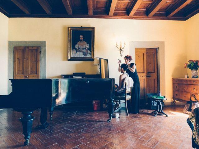 Il matrimonio di Roberto e Sharon a Firenze, Firenze 164