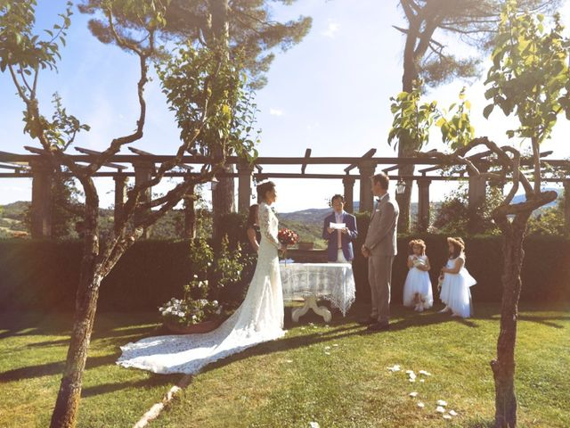 Il matrimonio di Roberto e Sharon a Firenze, Firenze 165