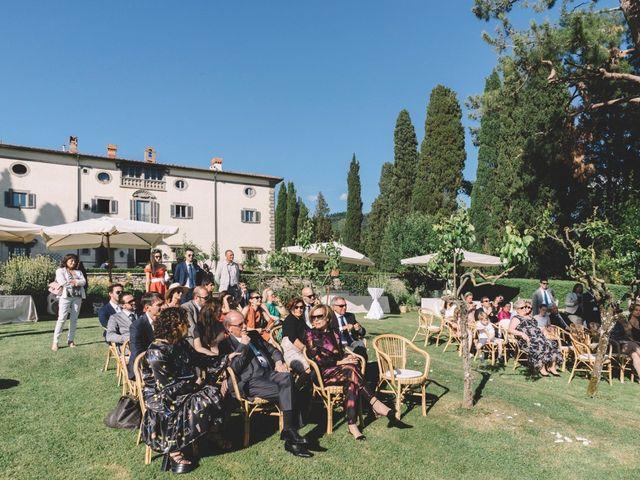 Il matrimonio di Roberto e Sharon a Firenze, Firenze 166